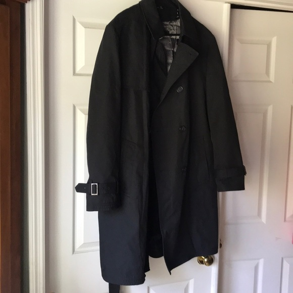 Kenneth Cole Other - Men's Sz 40 reg Kenneth Cole Raincoat trench coat
